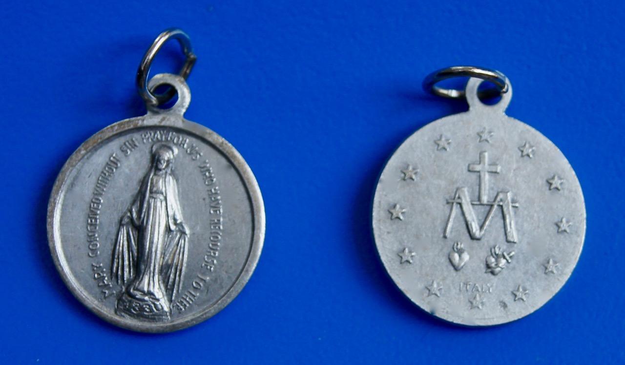 <b>Wonderdadige Medaille  </b><p> Verzilverd</p>