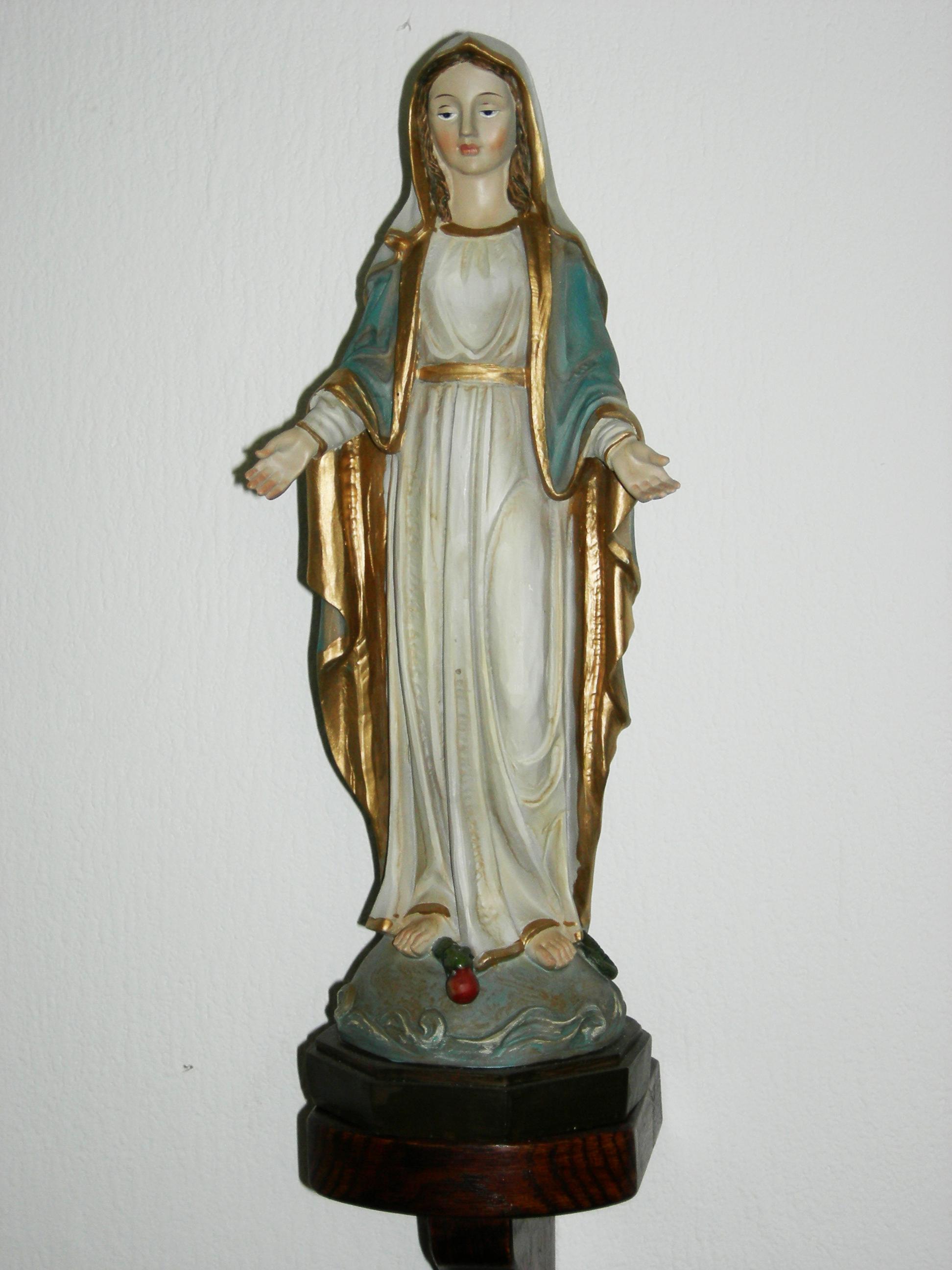 Mariabeeldjes
